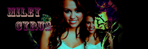 Miley Cyrus by xSofticatious