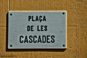 Placa de les cascades by forgottenson1