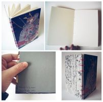 Handmade Sketchbook 1 by Endless-Ness