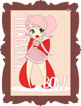 Babydoll Bow. by mala-propism