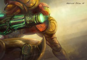 Metroid banner by iErebus
