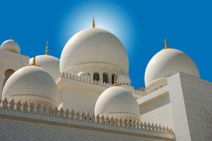 Sheikh Zayed Mosque by theredgnat