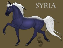 Syria by jdmdistraught