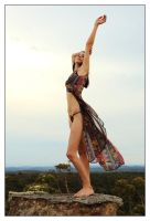 Kathryn on top of the world 4 by wildplaces