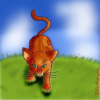 Prize: Firestar by teamrocketavenger