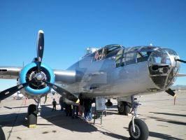 B-25 Mitchell by roaklin