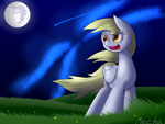 [MLP] Crystal Clear Night by Mechanized515