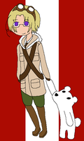 Hetalia: Canada by angel-clan