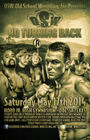 OSW Old School Wrestling Inc - No Turning Back by TheIronSkull