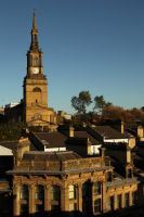 Newcastle - All Saints Church by scotto