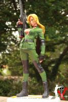 Sniper Wolf Metal Gear Front by ogamitaicho