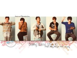 DBSK wallapaper by NewsLover
