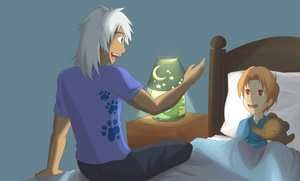 Story Time by LS-Leon