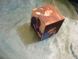 Rob and Jen's cube by Blood-Dancer