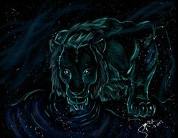 Constellation Leo by MountainDreamer