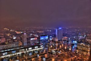 Warsaw night life 1 by mysterious-one