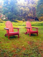 Two Lawn Chairs by rsxgamer