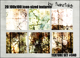 Texture Set 040 by twinstrikeish