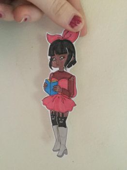 Paper child Ling by Rhianimation