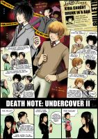 DeathNote: Undercover Part II by Sirilu