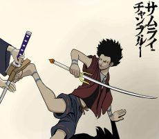 Endless Struggle: Mugen by rdkenshin