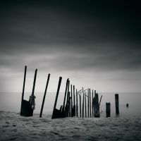 Baltic Sea, Study 2 by kapanaga