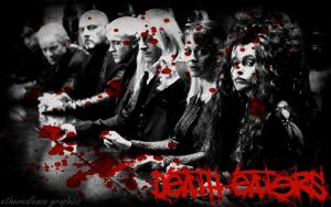 Death Eaters by etherealemzo