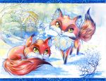 Winter Greeting by manic-goose