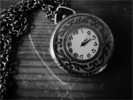 Running out of time.. by Atom001