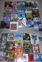 PS2 Game Guides -Art Books + 1 by JJRRS