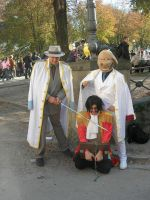 Lucca 2007 - Founding Roger by Lord-Kun-84