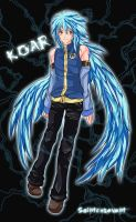 Saint Seiya OC:Koar by saintcosevent