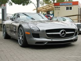 SLS AMG by SeanTheCarSpotter