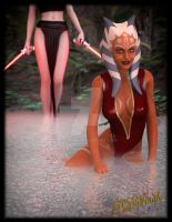 Ahsoka Tano Test 2 by PDSmith