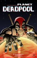 Planet Deadpool by Vulture34