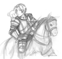 APH: Canadian knight by deathbybroccoli