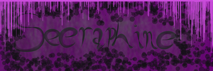 Seeraphine Banner by tanglepath