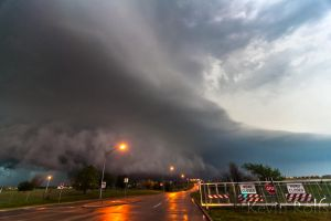 Fort Still, OK Supercell Structure by Bvilleweatherman