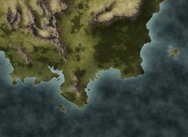 First map in a while. by euio