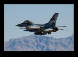 USMC F-16 by jdmimages