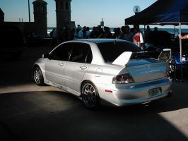 Lancer Evolution by Rockman1582