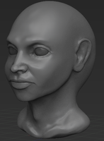 zBrush A Day - June 20, 2014 by HaagNDaaz
