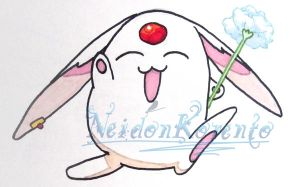Mokona is Mokona by Neidonkorento