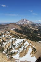 Lassen National Park by xxStarpelt