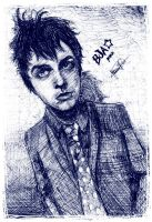Billie Joe - Green Day by Yami-Chan4