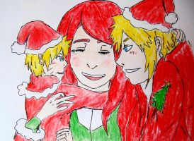 Christmas In your Arms by pagesofmylife