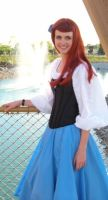 Ariel Cosplay by KatelynD