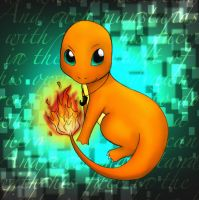 The Hero: Alex the Charmander by SamuelFuery