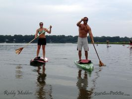 Stand and Paddle SUP 4656 by PaddleGallery