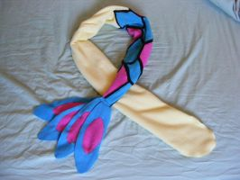 Milotic Scarf by hoppip